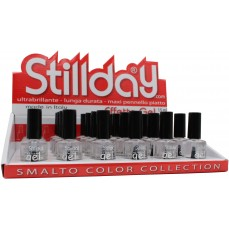 Display smalto Effetto Gel Top Coat