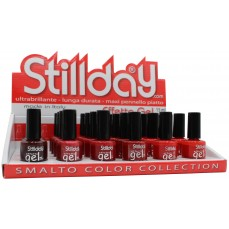 Display  smalto Effetto Gel 24 pz  Rouge