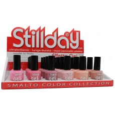 Display smalto effetto gel 24pz Pink Lady
